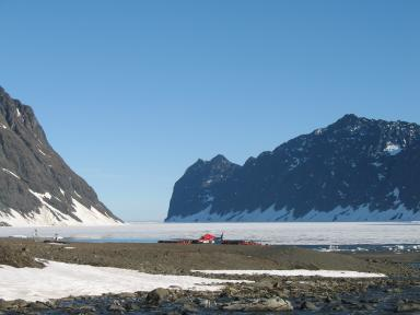 """Glacier Dynamics and Changes in Ice Flow"" with Meredith Nettles (Apr 2012)"