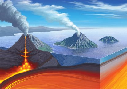 """""""Subduction and the Long-Term Fate of Water on Earth"""" with Geoffrey Abers (Jan 2010)"""