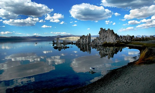 """Lake Level History of the Mono Basin"" with Sidney Hemming (Nov 2012)"