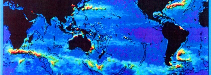 """""""Using Satellite Data to Map the Sea Surface and Sea Floors"""" with Christopher Small (Apr 2000)"""